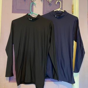 Bundle Deal - Two Under Armer Layering Shirts